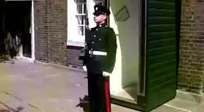 Рассмешили вояку