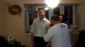 Нокаут на вечеринке