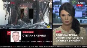 Эксперт: надо объявить военное положение на оккупированной территории Украины
