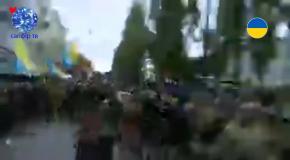 В Киеве проходит Марш Славы Героев  14 10 2017