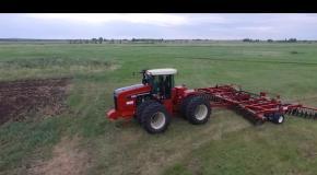 Трактор RSM 2375 от Ростсельмаш – на полях Оренбуржья, отзыв владельца