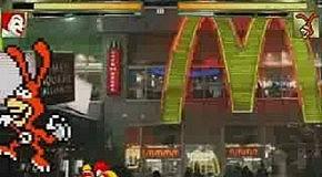 10 special - Ronald McDonald avoids The Noid