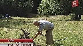 Праздник Ивана Купала в Пирогово