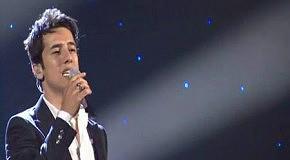 Евровидение 2010 - Harel Skaat(Израиль) первая репетиция