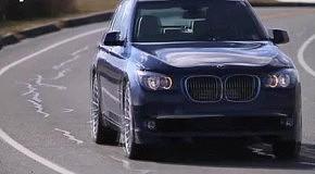 BMW ALPINA B7-2011