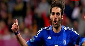 Германия - Греция (1-1, Самарас 55)
