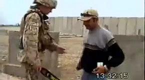 Украинские миротворцы в Ираке отжигают