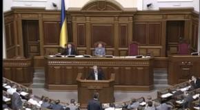 Олександр Мирний про антишахтарську політику Партія Регіонів