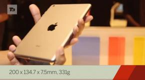 iPad Mini Retina - обзор