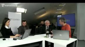 Чечетов и Роман Скрипін - скандальное интервью