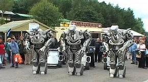 Достижения роботостроения - Titan
