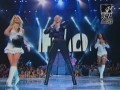 Britney Spears, Christina Aguilera, Madonna - Like A Virgin Hollywood [Live].