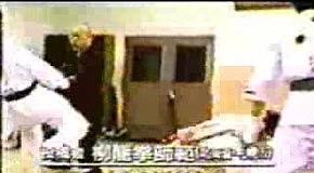 Мастер Ци Yanagiryuken против бойца ММА