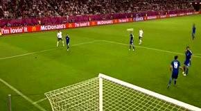 Германия - Греция (2-1, Хедира 61)