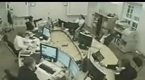 Плохой день в офисе...