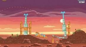 Прохождение Angry Birds: Star Wars 9 Tatooine