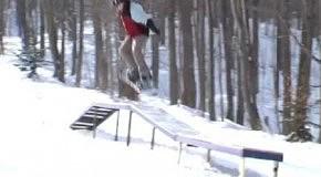 Топ-5 фейлов на сноуборде