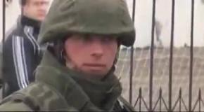 Самооборона Крыма победила украинскую бабушку - позор