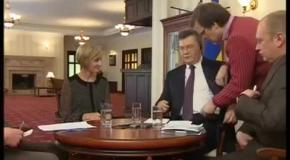 Янукович, который не попал в эфир (2.04.2014)