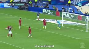 Франция – Испания - 1:0 видео голов товарищеского матча