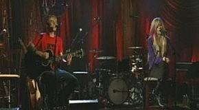 Avril Lavigne Innocence  Live