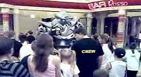 Достижения роботостроения - Titan - 2