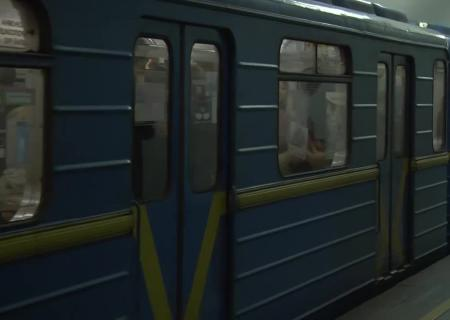 На «Лыбидской» вКиеве подстрелили полицейского