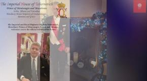 Prince of Montenegro Stefan Cernetic is conman, say police