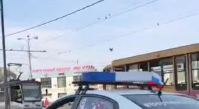 Вертели мы ваши санкции: автопробег в Москве