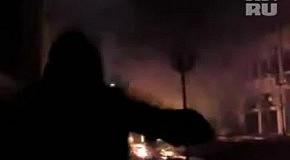 Ливия: бой в Бенгази 22 марта