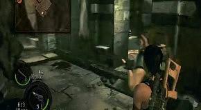 Прохождение Resident Evil 5 Co-op (чать 22)