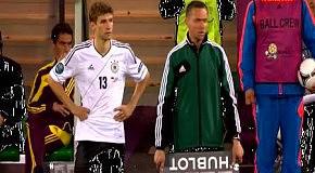 Германия - Греция (3-1, Клозе 68)