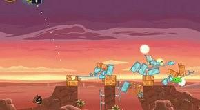 Прохождение Angry Birds: Star Wars 12 Tatooine
