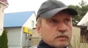 Cепаратист Губарев заговорил на инопланетном диалекте