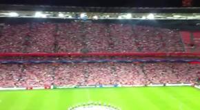 Голос Бильбао: Как фанаты Атлетика пели перед матчем с Шахтером