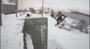 Сноубординг лучшие трюки