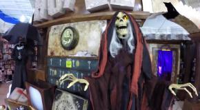 Хэллоуин в Америке страшное видео