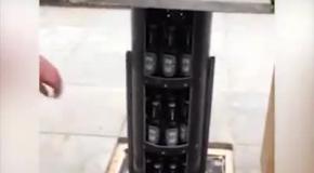 Как спрятать пиво у жены под носом