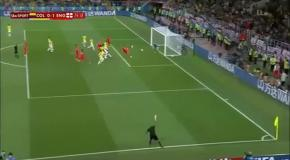 Англия – Колумбия: видео голов и обзор матча ЧМ-2018