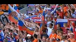РОССИЯ - ГОЛЛАНДИЯ (Самый лучший ролик)