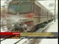 Перевозка авто в поезде