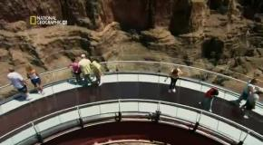 Суперсооружения: Подвесной мост над Гранд-Каньоном