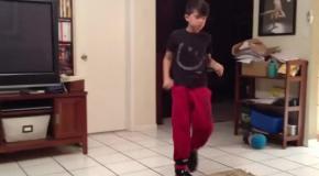 Танец мальчика