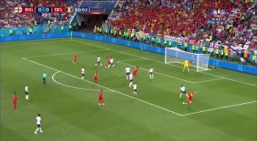 Januzaj amazing goal Belgium vs England 1-0