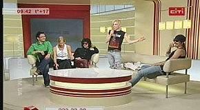 Скандальне інтерв'ю з учасниками гурту Quest Pistols. «Ранок-СІТІ»