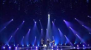 Евровидение 2010 - Gjoko Taneski(Македония) вторая репетиция