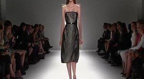 Calvin Klein: женская весенняя коллекция 2013