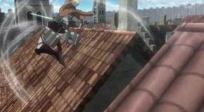 Вторжение титанов / Shingeki no Kyojin - 8 серия