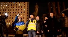 Виступ Юрія Бублика під Центрально виборчою комісією