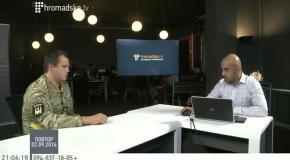 Семен Семенченко: Вся история Иловайская и что будет дальше (полное интервью)